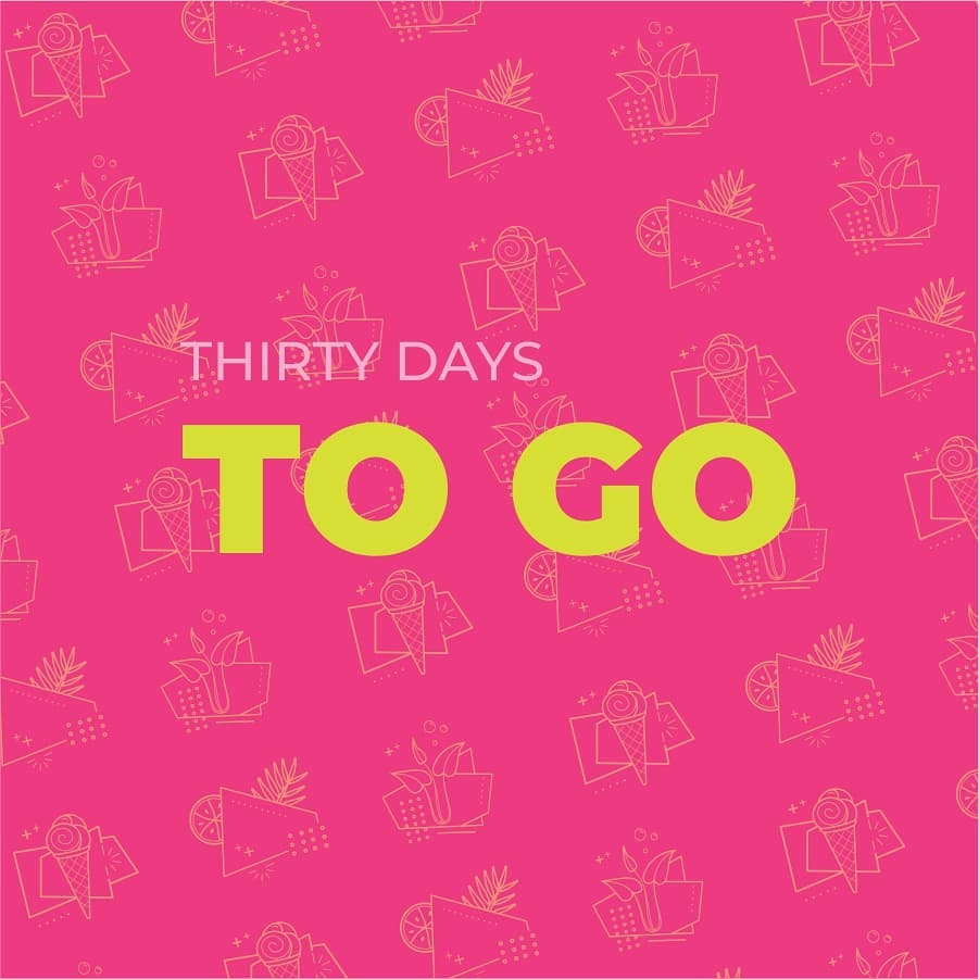 We are excited and we can't keep calm! The 30 day countdown to the revelry, vibes, pampering and glutton has begun.  #weekendwindow #revelry #fun #shopping #delight  #weekendatahmedabad #food #15edition #FLEAstival