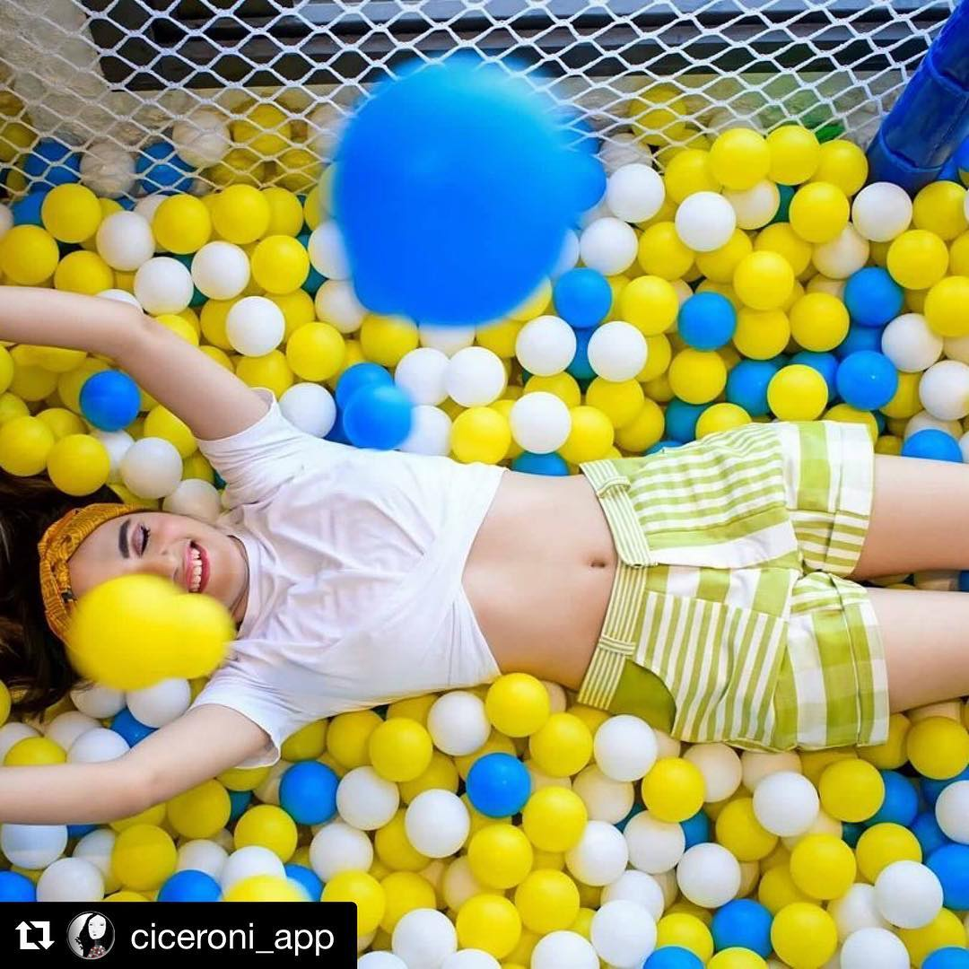 🤽‍♀️🧘‍♀️⛹️‍♀️ .  HAPPINESS is Play Time! HAPPINESS is Weekend Window!  #GetThisLook  When - 26 | 27 | 28 April 2019  Where - Lavish Greens  Time - 4pm to 11pm  #Repost @ciceroni_app ・ Campaign Concept & Direction - Ciceroni  Shorts: @oddsandedge  Footwear: @shoe_crea  Home Decor: @hashtagidea  Model: @nusba_vazifdar  Photographer: @nishith_shah  MUA: @elegancebykrisha  Get all these and much more from Weekend  Window 15th Edition - Summer Goes Cool  #Ciceroni #Weekendwindow #Windowtohappiness #Summerfleamarket #summershopping