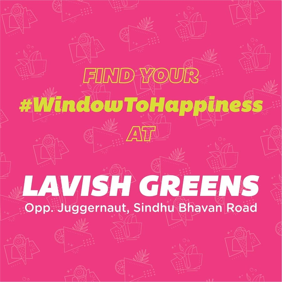 It's only a matter of days before we see you and we can't keep calm!  Find your way to this new venue where we await to open our window to your happiness!  See you soon at Lavish Greens on 26-27-28 April, 2019. #weekendwindow #windowtohappiness #15thedition #weekendsinahmedabad #fun #shopping #food #FLEAstival