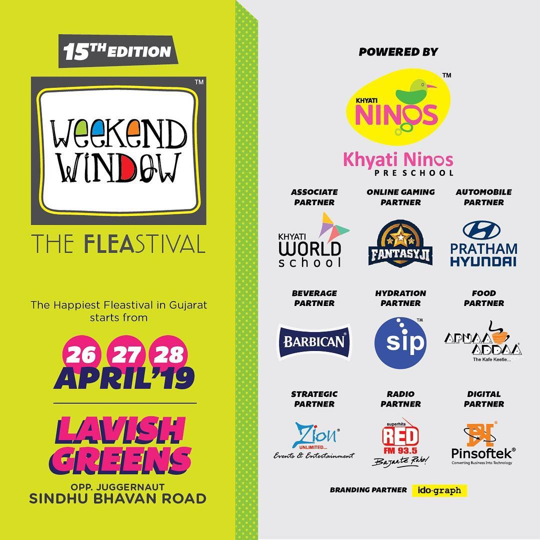 Weekend Window,  weekendwindow, fleamarket, happiness, allaround, fashionweekend, summerplans, donotmiss, excitedmuch