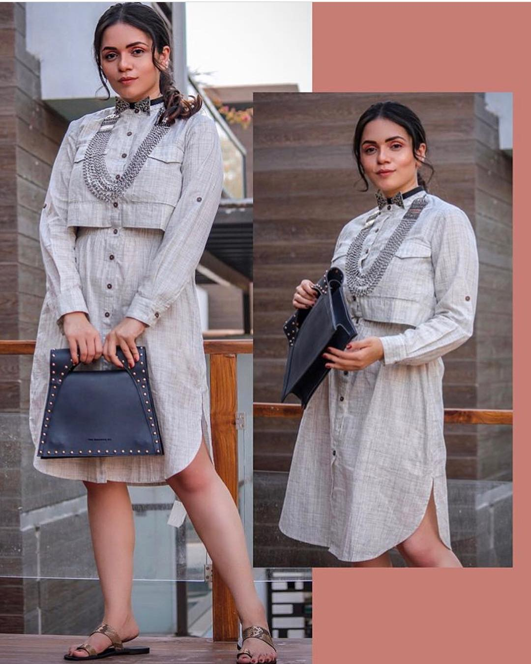 @heenasomani X @weekendwindow  Edgy Fashion state of mind! 🌈 .  A look styled by @heenasomani from brands picked from the handpicked curation of 15th Edition of Weekend Window!  Shop this look and flaunt your #WeekendWindowShoppingHaul and #WeekendWindowLooks with us! ✨  Today & Tomorrow, 4pm onwards!  #weekendwindow #fleastival #fashionweekend #fashion #food #fun #summerweekend #donotmiss