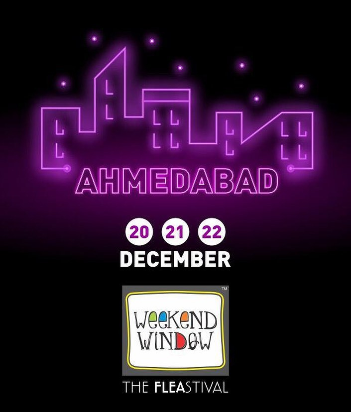 Hello creative souls! The much awaited announcement is finally out!!! Winter edition of the most loved flea festival of Gujarat is here.. So keep you calender marked and your shopping bags ready 😍 . . . #weekendwindow #theFLEAstival #winteriscoming #announcingnextedition #windowtohappiness #ww #flea #fleastival #happinesss #shopping #shop #explore #indulge #ahmedabad #gujarat