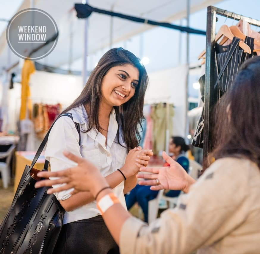 Shopping is an art and we know you're a real artist.  Bookings for #WeekendWindow 17 open now!  Date: 24-25-26 April, 2020  #WindowToHappiness #Fleastival #Weekend #Shopping #fun #flea