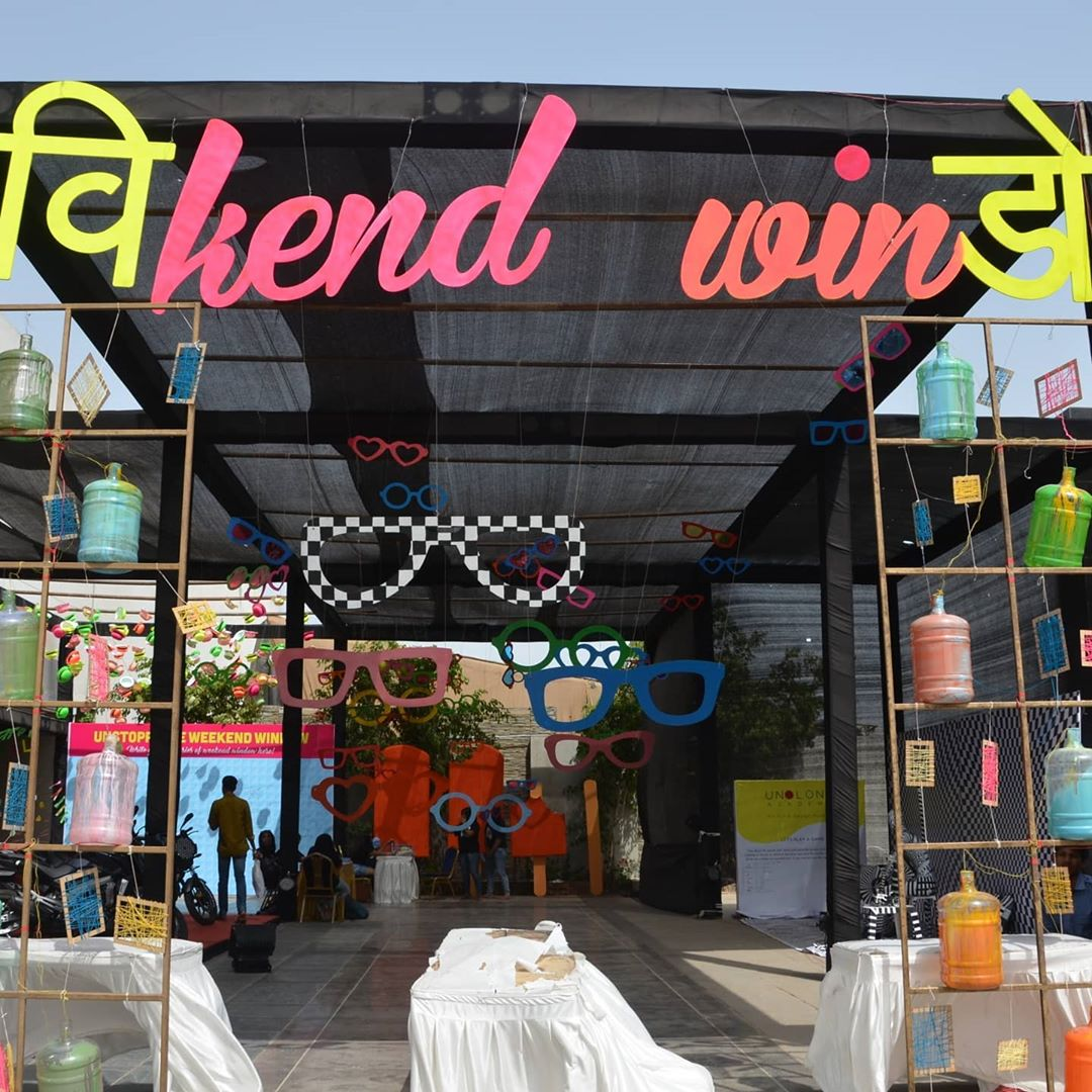 Weekend Window,  weekendwindow, merry, revelry, fun, shopping, music, festivities, weekendatahmedabad, lights, 15edition, FLEAstival, food